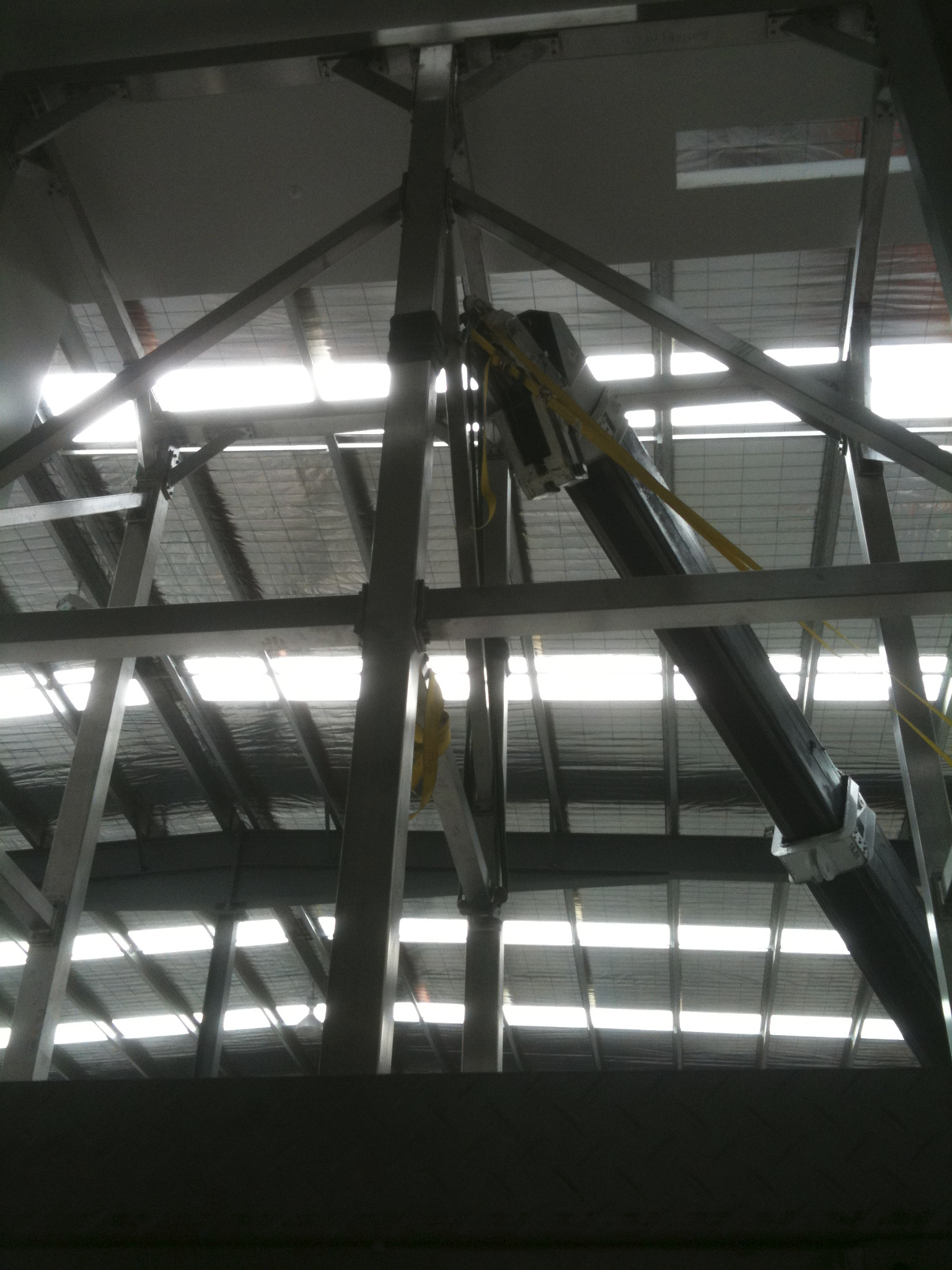 industrial lifting - JFK Mobile crane hire and rigging Melbourne